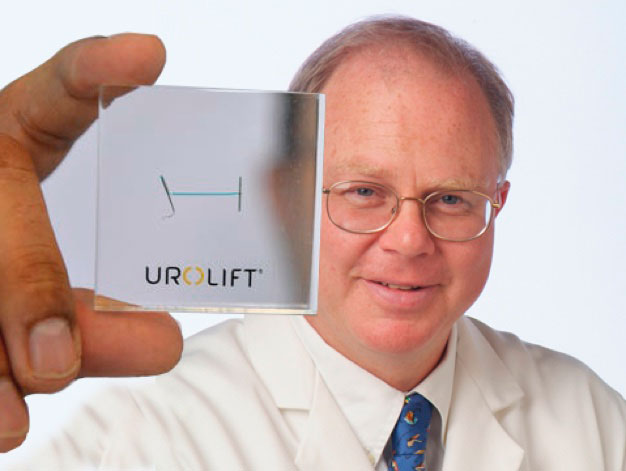 Greg Griewe Urolift Urologic Surgery