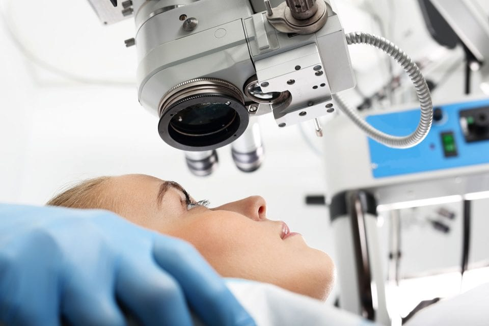 Glaucoma Laser Surgery Ophthalmology