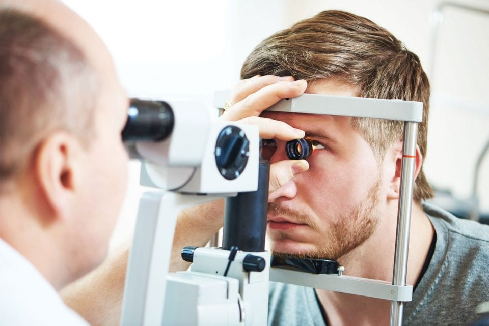 Diabetic Eye Disease Ophthalmology