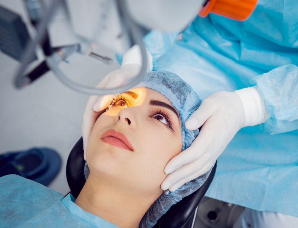 Glaucoma Operating Room Surgery Ophthalmology