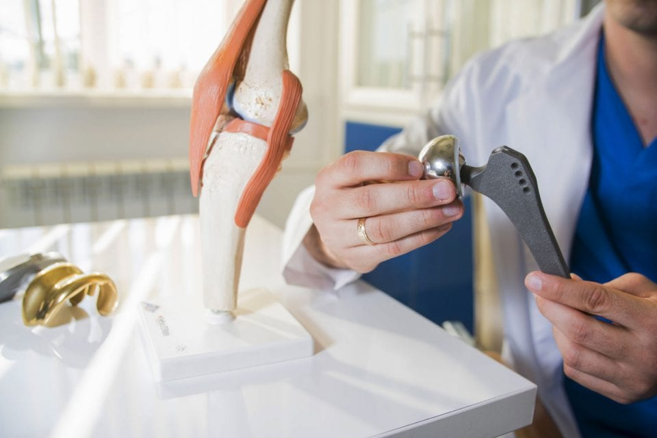 Joint Replacement Orthopaedic Surgery