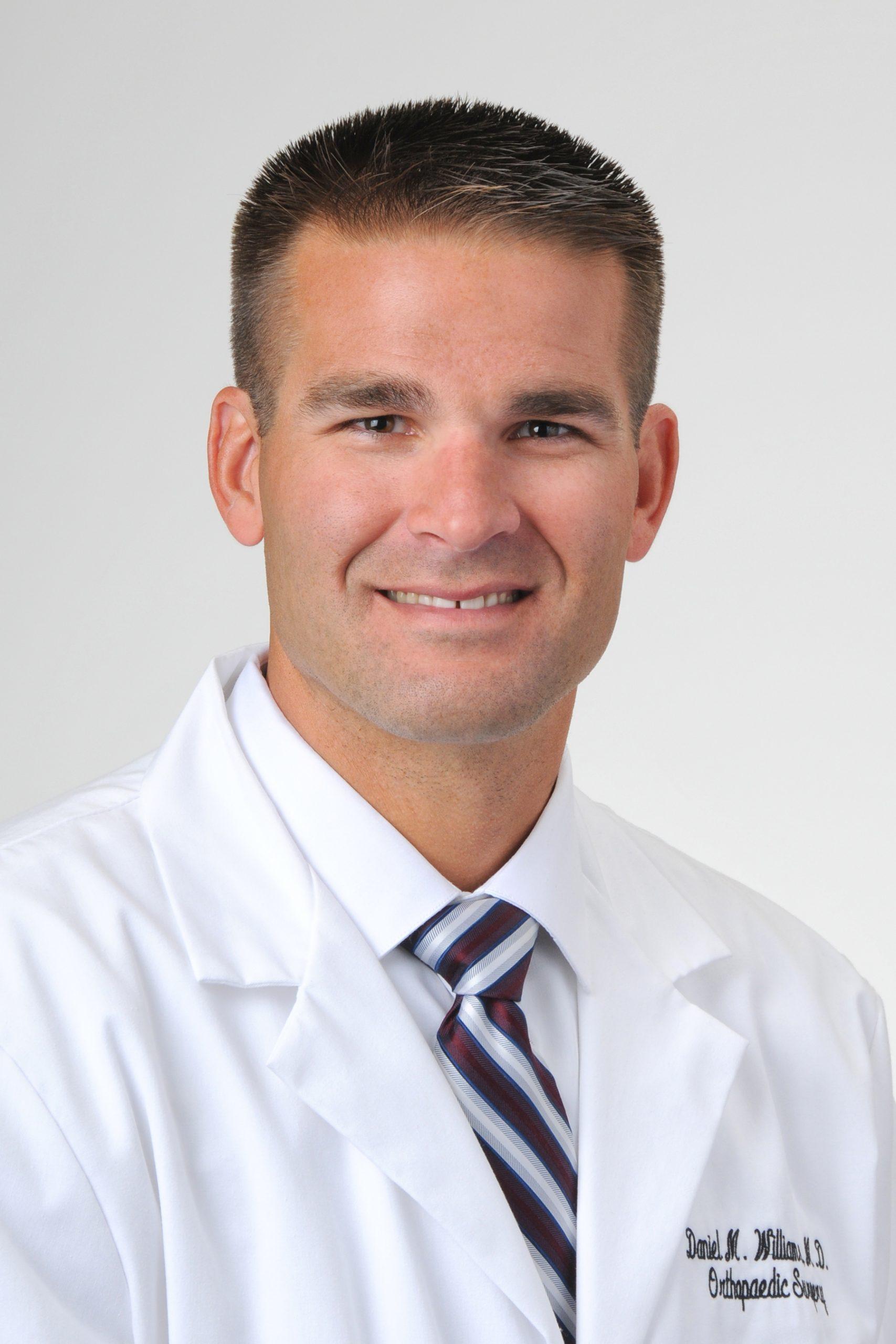 Daniel Williams Orthopaedic Surgery