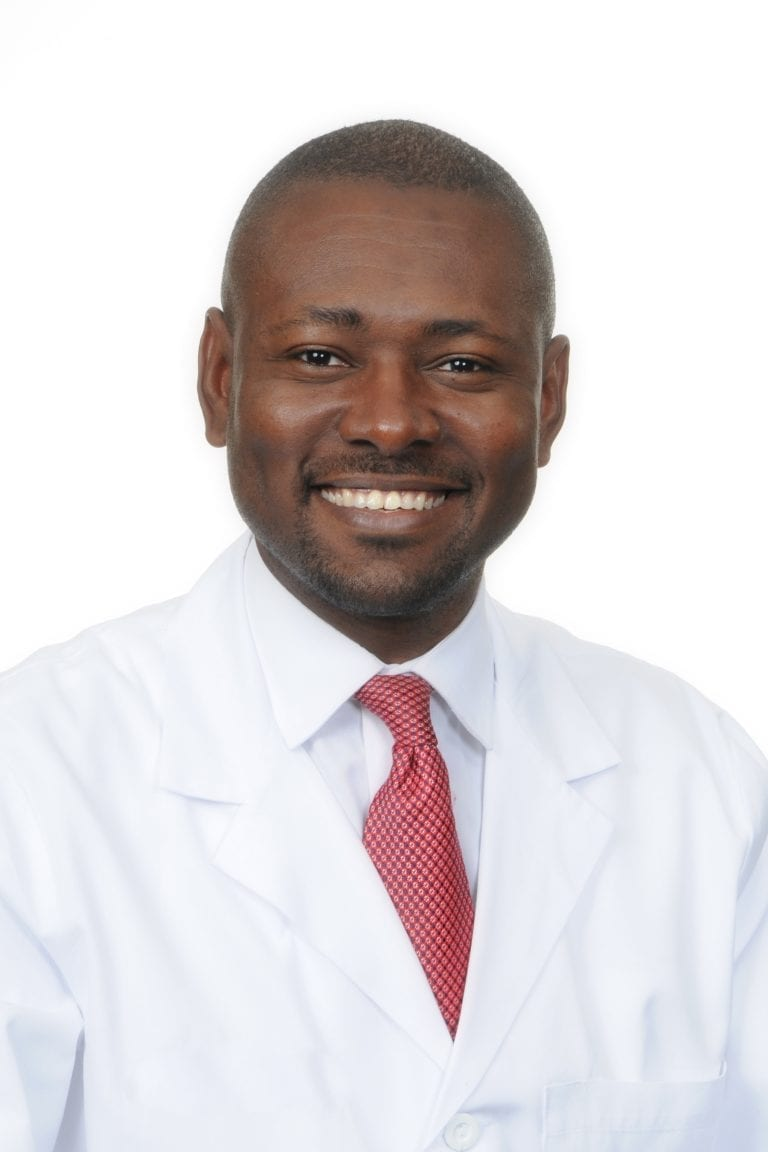 David Adamolekun, DO, BSC