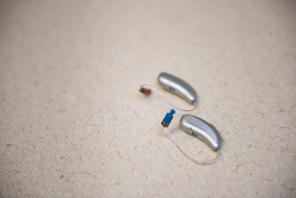 Audiology Hearing Aid Products