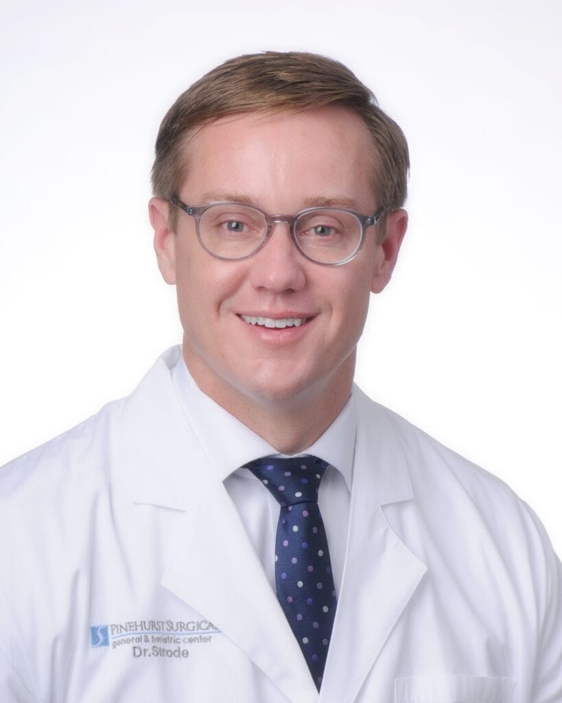 Dr. Matthew Strode General & Bariatric Surgery