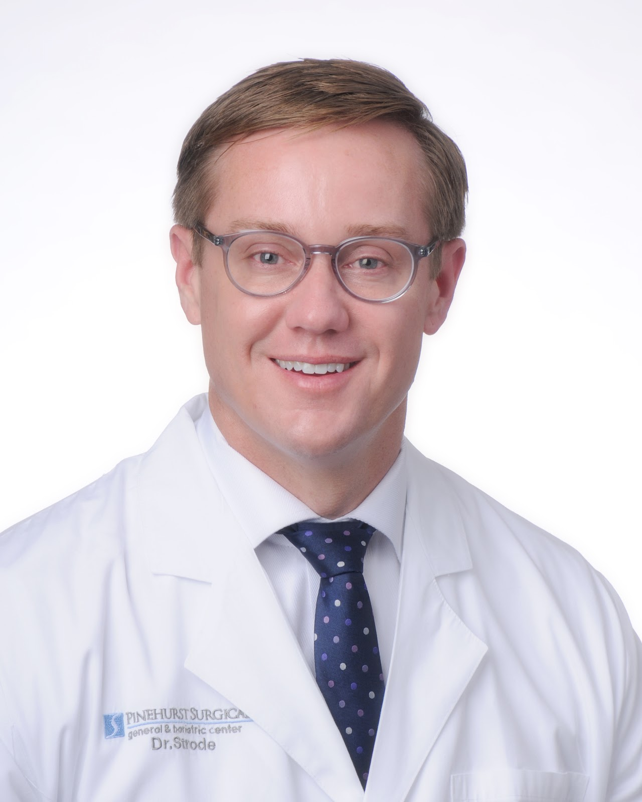 Dr. Matthew Strode General & Bariatric Surgery
