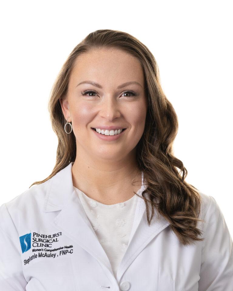 Stephanie McAuley, MSN, FNP